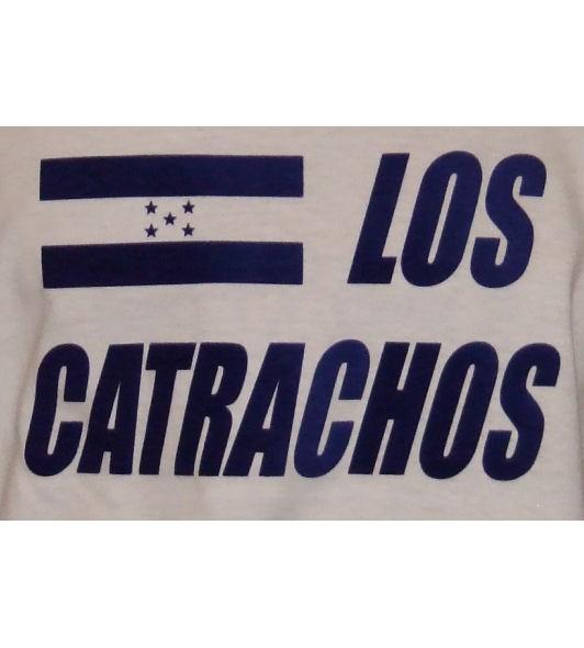 Honduras Sweatshirt Los Catrachos