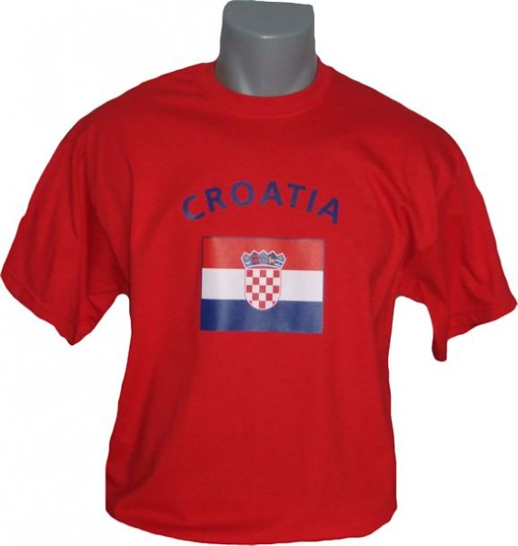 Kroatien T-Shirt P