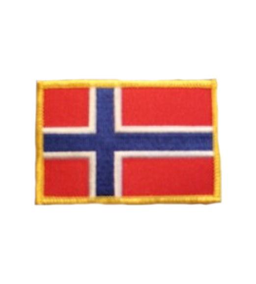 Norwegen Aufnäher