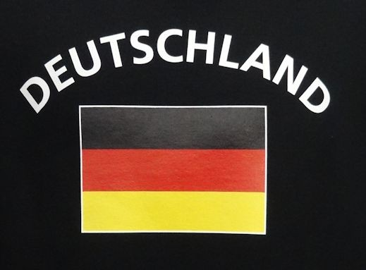 Deutschland Sweatshirt P