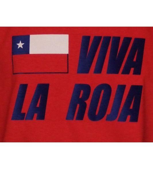 Chile Hoodie Viva La Roja