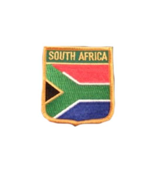 Südafrika Aufnäher Wappen