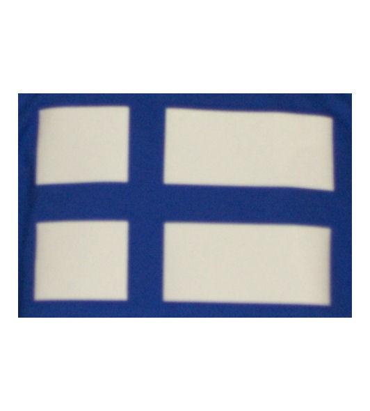 Finnland Hoodie blau