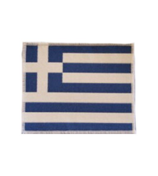 Griechenland Aufnäher