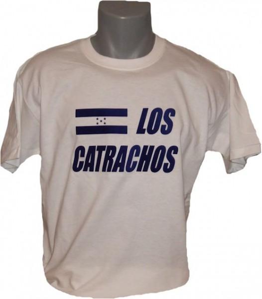 Honduras T-Shirt Los Catrachos