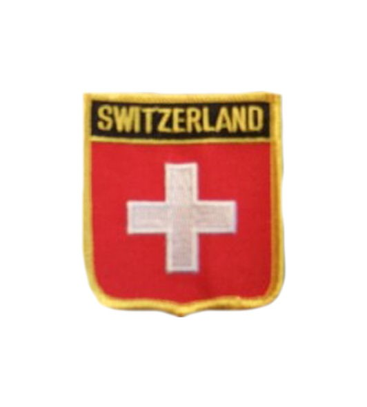 Schweiz Aufnäher Wappen
