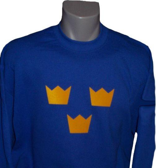 Schweden Sweatshirt Tre Kronor