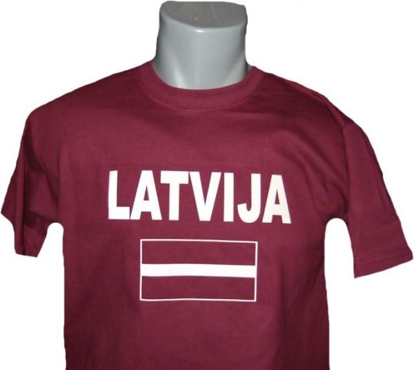 Lettland T-Shirt N&F
