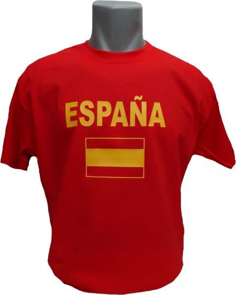 Spanien T-Shirt N&F