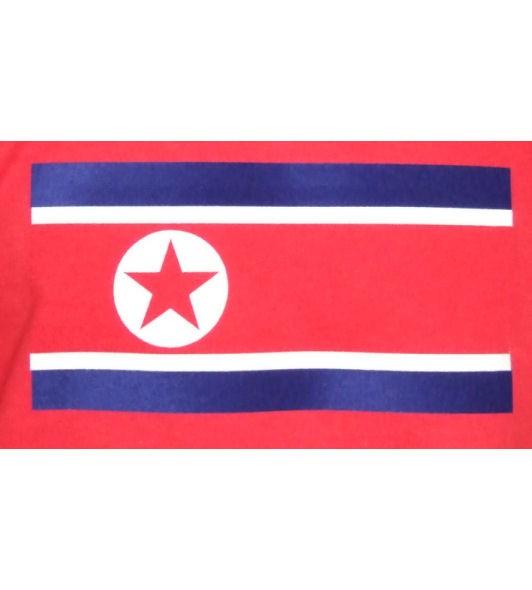 Nordkorea Hoodie