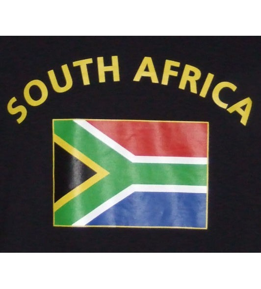 Südafrika Hoodie P