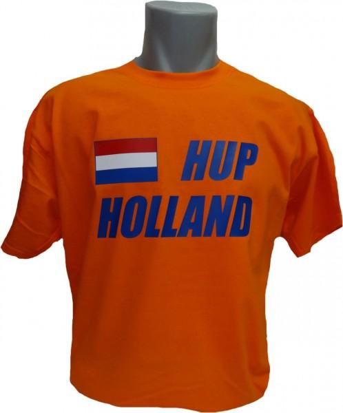 Niederlande T-Shirt Hup Holland