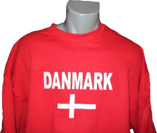 Dänemark Sweatshirt N&F