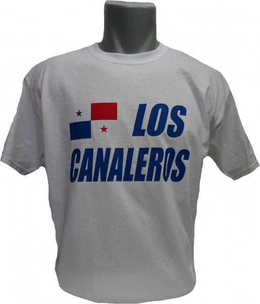 Panama T-Shirt Los Canaleros