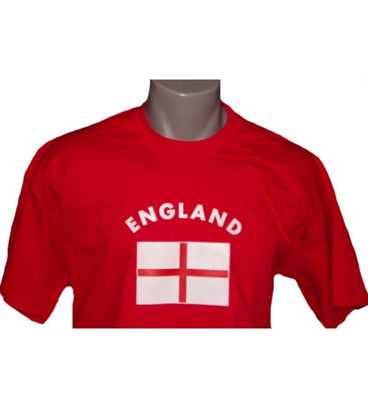 England T-Shirt P