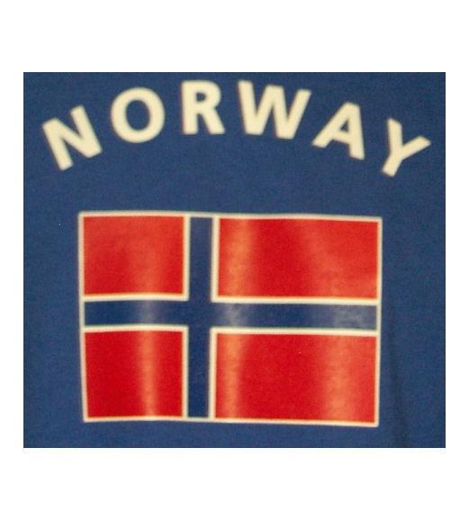 Norwegen Hoodie P