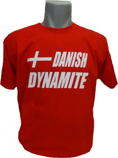 Dänemark T-Shirt Danish Dynamite