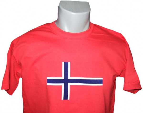 Norwegen T-Shirt