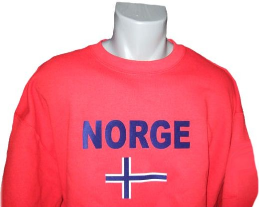 Norwegen Sweatshirt N&F