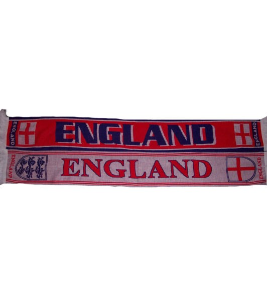 England Schal rot