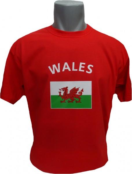 Wales T-Shirt P