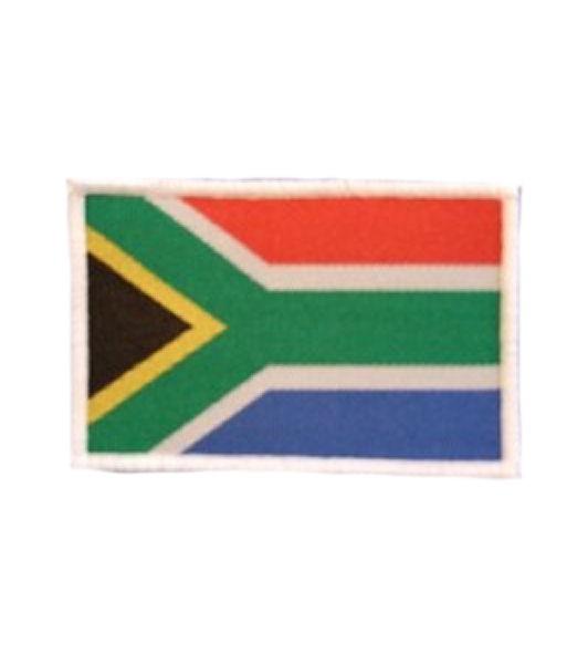 Südafrika Aufnäher