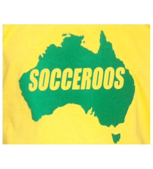 Australien Sweatshirt Socceroos