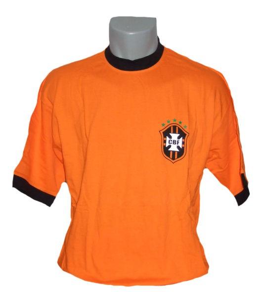 Brasilien T-Shirt Retro