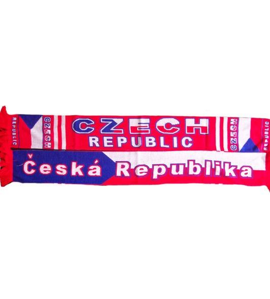 Tschechien Schal Czech