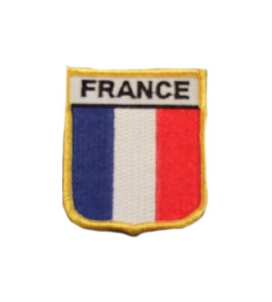 Frankreich Aufnäher Wappen