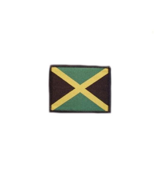 Jamaika Aufnäher