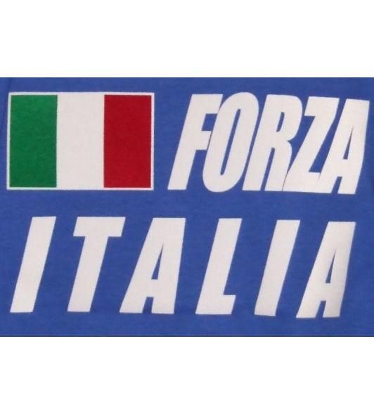 Italien Sweatshirt Forza Italia