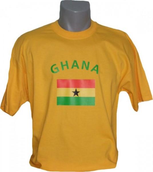 Ghana T-Shirt P