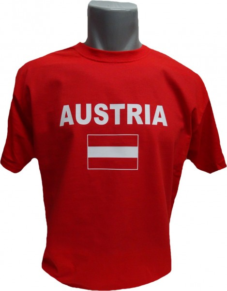Österreich T-Shirt N&F