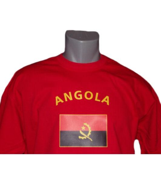 Angola T-Shirt P