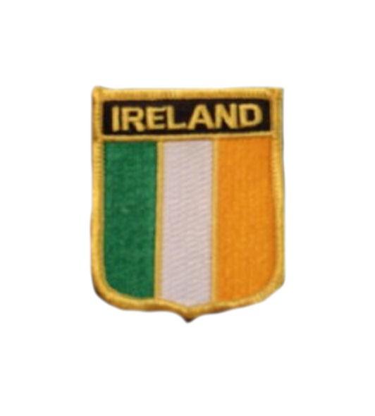 Irland Aufnäher Wappen