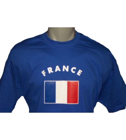 Frankreich T-Shirt P