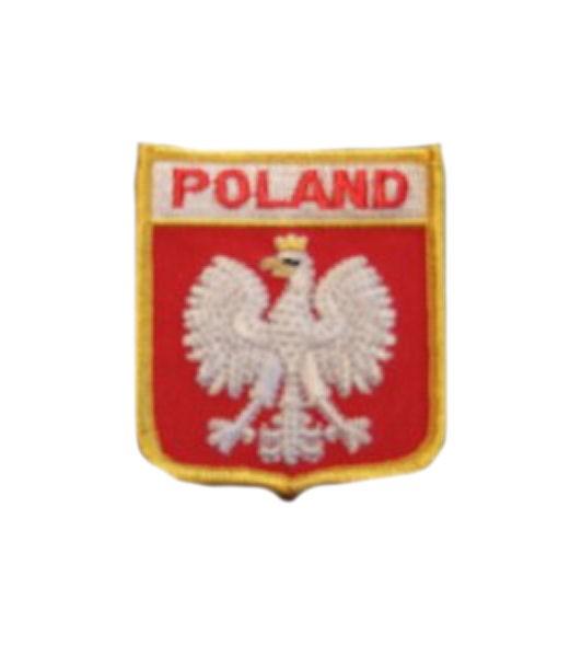 Polen Aufnäher Wappen