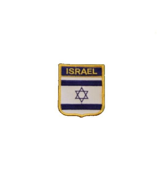 Israel Aufnäher Wappen